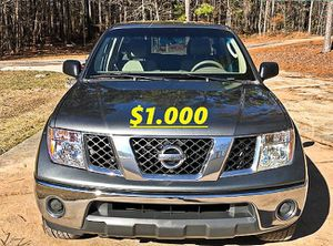 👑URGENT For sale 👑$1000📕 2005 Nissan Frontier,Very Clean!Clean Tittle!Runs and Drives great.Nice Family car!one owner!✍️ for Sale in Santa Ana, CA