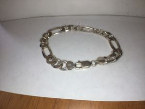 """Solid 925 8"""" Italian made bracelet for Sale in Cumberland, RI"""