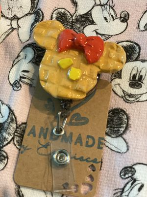 ID badge Minnie for Sale in San Diego, CA