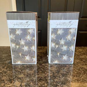 LED Star String Lights for Sale in Fairfax, VA