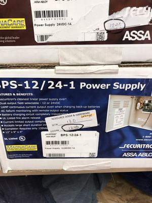 Power supply for electric doors for Sale in Wichita, KS