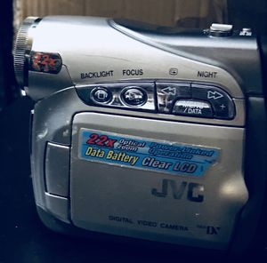Compact JVC Camcorder for Sale in La Porte, TX