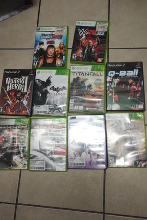 Games for Sale in Fountain Valley, CA