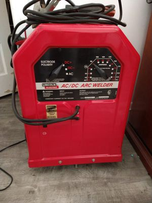 AC-DC LINCOLN ELECTRIC ARC WELDER for Sale in Los Angeles, CA