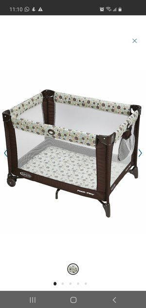 Graco pack n play crib -New for Sale in Tampa, FL