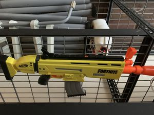 Nerf gun fort nite for Sale in Mesa, AZ