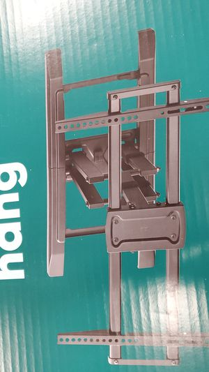 Extra wide full motion tv wall mount 40 to 85 inch ..new in box for Sale in Plano, TX