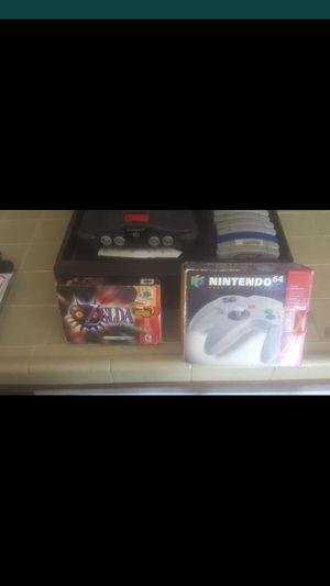 N64 for Sale in Ontario, CA