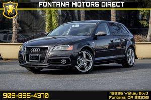 2013 Audi A3 for Sale in Fontana, CA