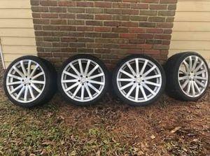 MRR Silver 21inch Wheels for Sale in Wakefield, VA