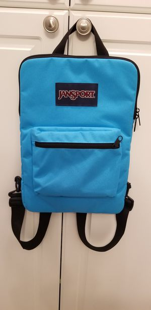 New Jansport Laptop Sleeve/Backpack for Sale in Long Beach, CA