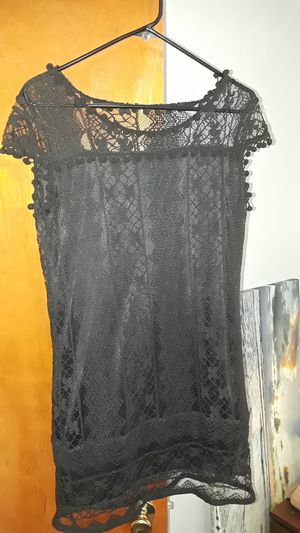 Mini black dress for Sale in Fairview Park, OH