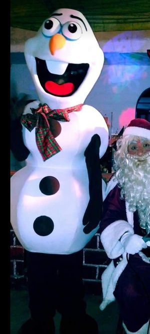 New Olaf adult mascot costume for Sale in Doraville, GA