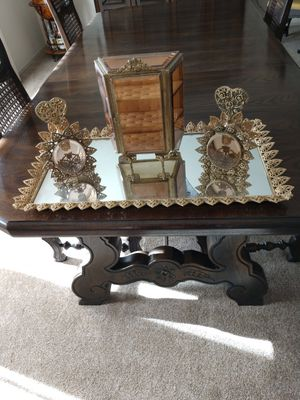 Antique Vanity Set for Sale in Mesa, AZ