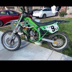 Kawasaki Dirt Bike for Sale in Corona, CA