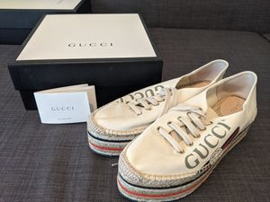 Authentic Gucci Casual Shoes for Sale in North Providence, RI