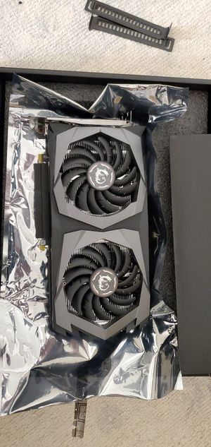 GeForce GTX 1650 4gb GDDR6 for Sale in Irvine, CA