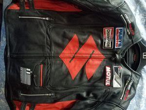 Motorcycle jacket (Suzuki) for Sale in Waller, TX