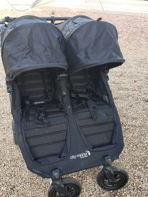 City Mini GT Double Stroller by Baby Jogger for Sale in Avondale, AZ
