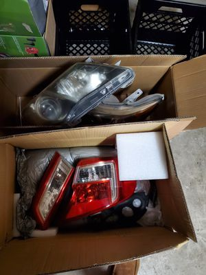2012 camry se headlights and tail lights for Sale in Mission Viejo, CA