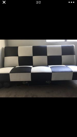 Designer couch/foldable daybed for Sale in Santa Monica, CA