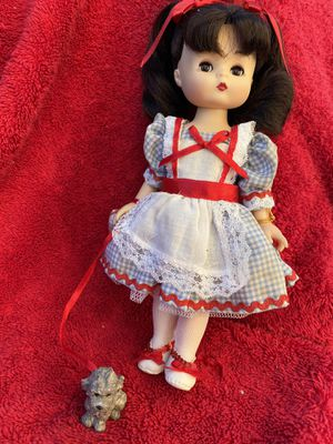 Effanbee doll with puppy for Sale in Glen Cove, NY