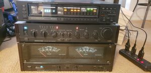 Onkyo Integra vintage working for Sale in St. Cloud, FL