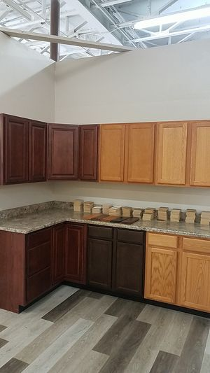 In stock kitchen/ bath cabinets. for Sale in Denver, CO