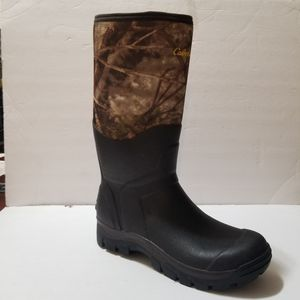Cabela's Rubber Mens Hunting Boots Size 13M for Sale in Huntington Park, CA