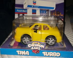 TINA TURBO ~ The Chevron Cars ~ 1998 - Toy Car Collectible for Sale in Las Vegas, NV