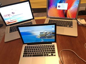MacBook Pros !!!! for Sale in Cary, NC