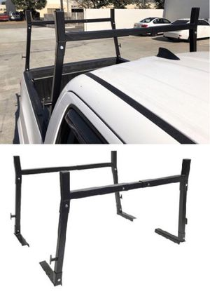 New in box 650 lbs capacity universal cargo ladder truck rack adjustable for Sale in Los Angeles, CA