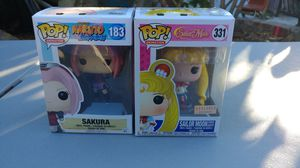 Funko Pop Anime for Sale in Rancho Dominguez, CA