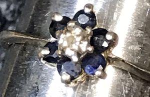 10kt gold ring size 3-1/2 for Sale in Bradenton, FL