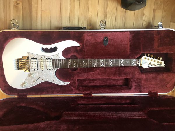Ibanez Jem7v electric guitar Steve Vai Signature Series for Sale in Vernon,  CT - OfferUp