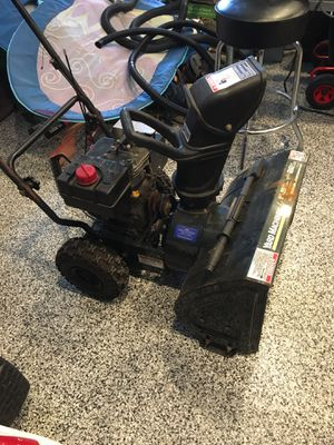 Snow blower 150$ for Sale in Hickory Hills, IL