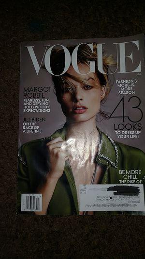 Vogue magazine bundle for Sale in Fontana, CA