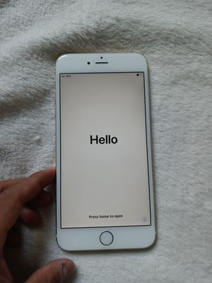 Iphone 6 Plus unlocked for Sale in MONTGOMRY VLG, MD