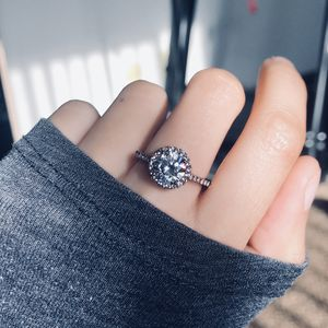 Stainless Steel Rose Gold Halo Ring Size 4/7/8 for Sale in Fresno, CA