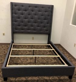 King Size Bed Frame Brand New In Box for Sale in Phoenix,  AZ