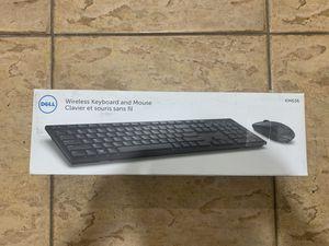 Dell KM636 Wireless Keyboard & Mouse for Sale in Glendale, AZ