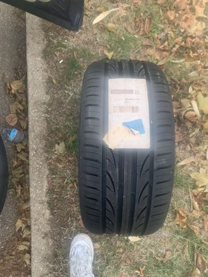 4 new tires for sell for Sale in Arlington, VA