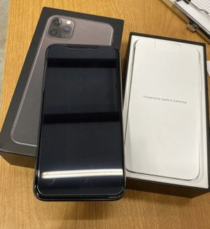 (New) iPhone 11 Pro Max / Gray for Sale in Bannister, MI