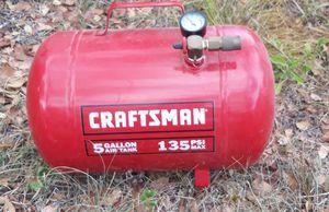 Craftsman Air Tank for Sale in Cedar Creek, TX