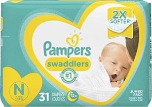 pampers newborn diapers for Sale in San Jose, CA