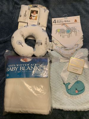 Baby items and sheets brand new for Sale in Oak Grove, KY