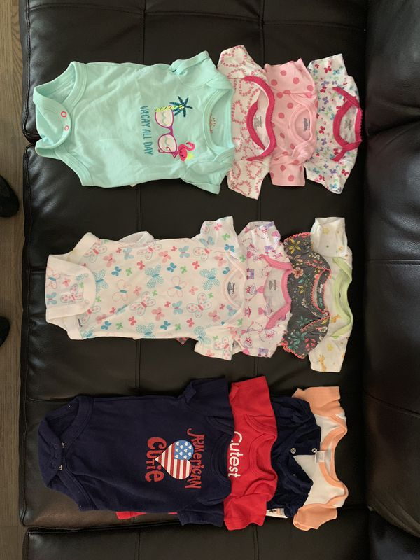 GENTLY USED BABY GIRL CLOTHES AND MORE!