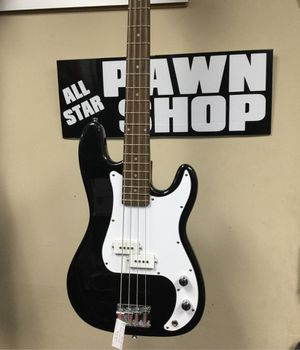 Sky Electric Bass Guitar W/ Strap & Soft Case for Sale in La Verne, CA