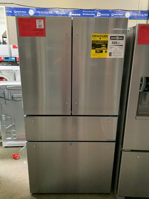 Brand New Bosch 4-Door French Door Refrigerator 1 Year Manufacture Warranty Included for Sale in Gilbert, AZ