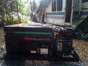 Onan 7000 Pro generator for Sale in Dothan, AL